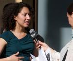 CHANGE Coordinator Christina Medina.