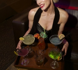 Fracking Chemical Cocktail shows off her secret concoctions