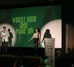 Worst Hair and Makeup Nominee Formaldehyde
