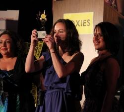 Martha Dina Arguello, Sophie Noero, Lupita Garcia