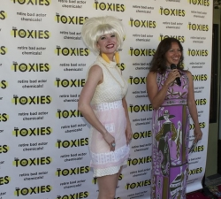 2012 Toxies Nominees on Red Carpet