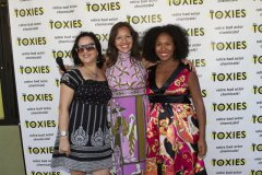 2012 Toxies Guests on Red Carpet