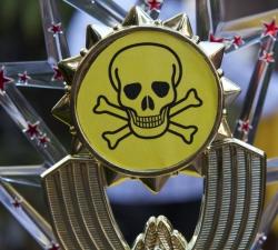 A 2012 Toxie Award