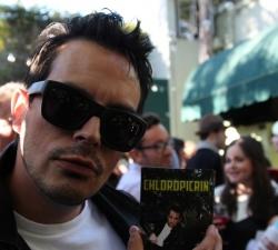 Chloropicrin and his postcard