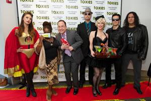 Toxies 2013