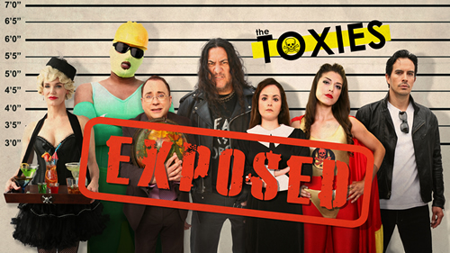 The Toxies: Exposed